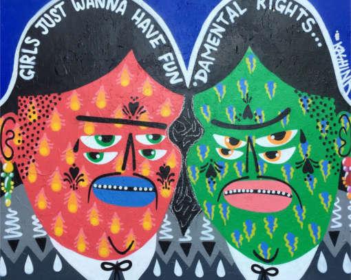 Visite – Le street art d'Oberkampf à Belleville