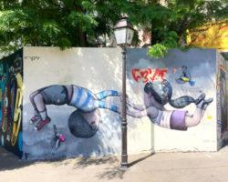 visite street art Butte aux Cailles