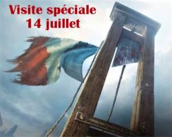 Le Paris de la Révolution visite 14 juillet