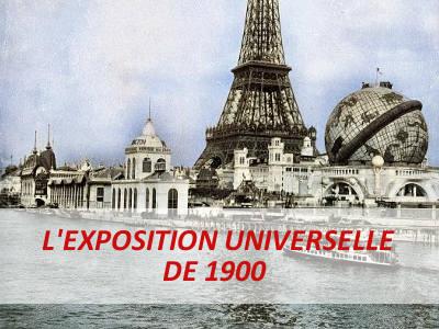 Exposition universelle Paris 1900