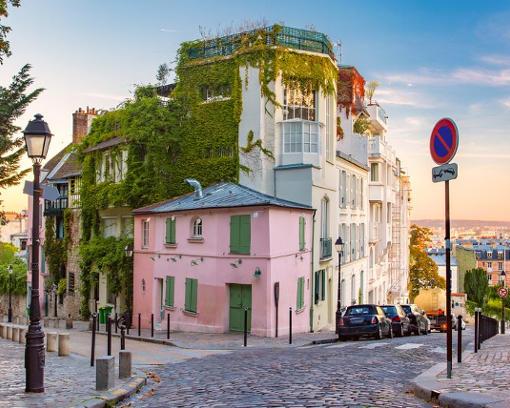 Montmartre bohème