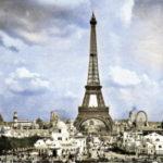 Paris 1900 visite virtuelle