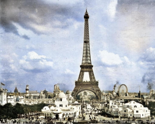 Paris 1900 visite virtuelle