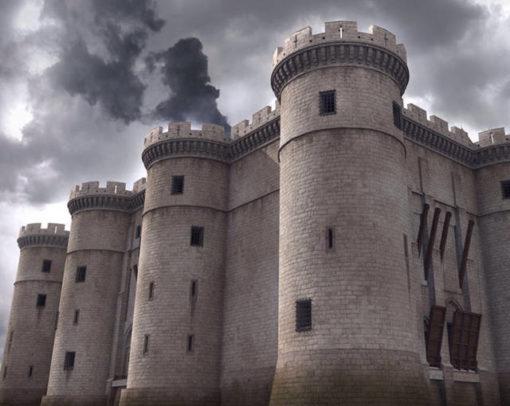 Bastille visite virtuelle