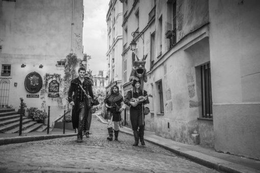 visite spectacle Paris