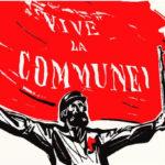La Commune de Paris visite Montmartre