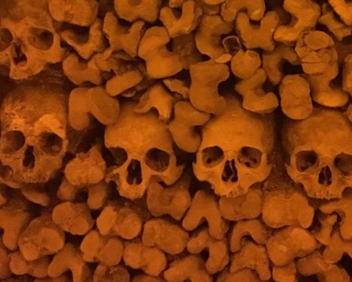 catacombes visite virtuelle