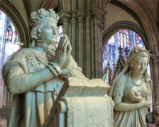 Basilique Saint Denis visite virtuelle