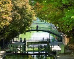 visite guidée Canal Saint Martin Paris