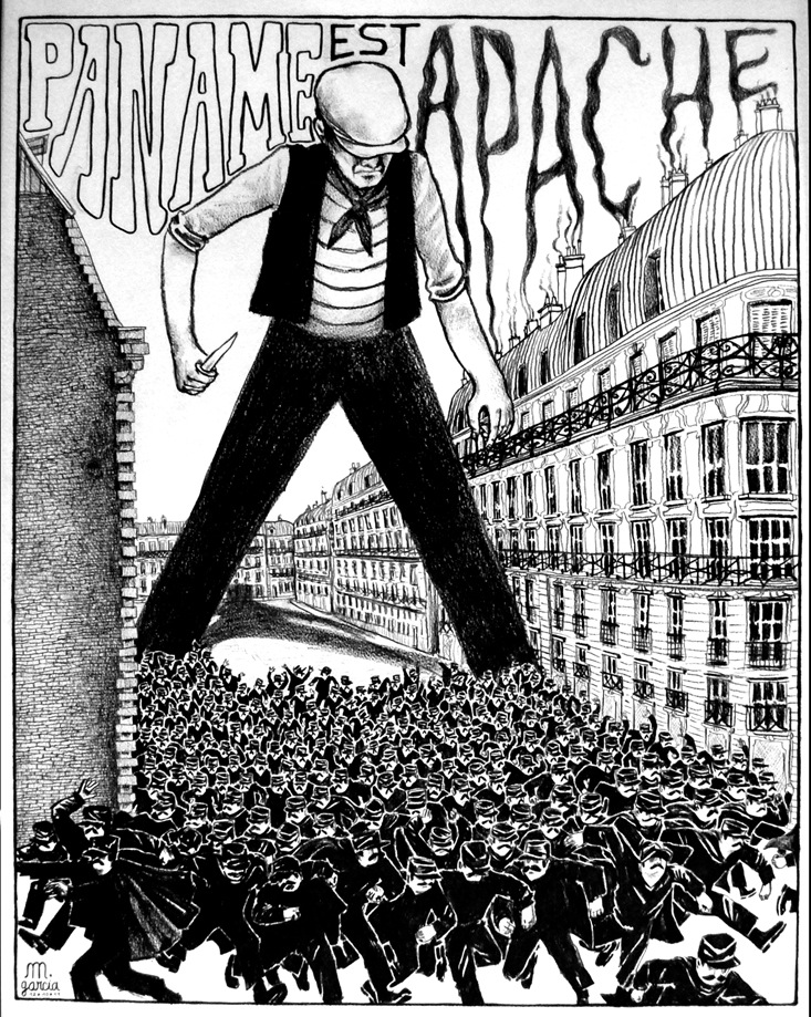 Apaches Paris