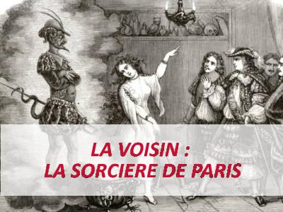 Lavoisin sorcière de Paris